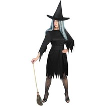 Spooky Witch heksenkostuum budget