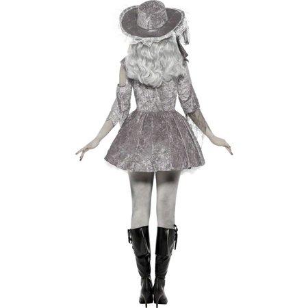 Spookpiraten kostuum
