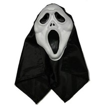 Masker Ghost Scream + kap
