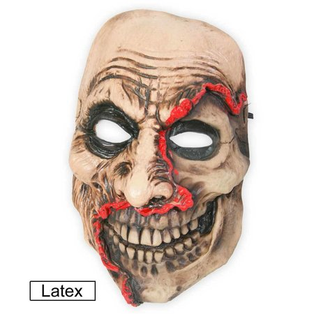 Horror masker latex half