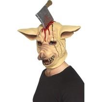 Varkenshoofd Halloween