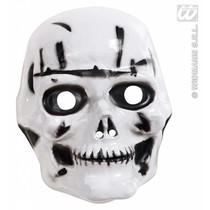 Kindermasker schedel