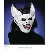 Masker likker met haar