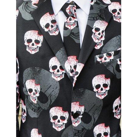 Halloween Skeleton maatpak
