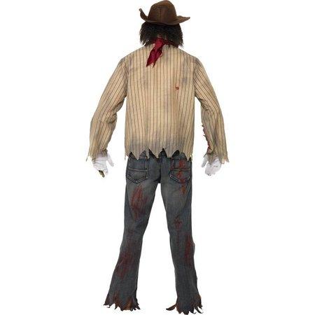 Zombie Cowboy kostuum