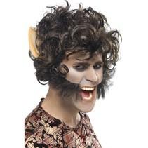 Weerwolf pruik