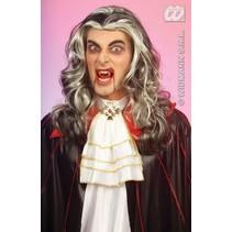 Pruik Vampier lang