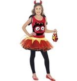 Moshi Monster Diavlo kostuum kind
