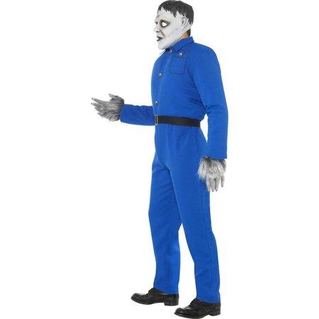 Screaming monster kostuum