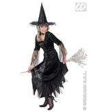 Heksenkostuum Spinneweb vrouw