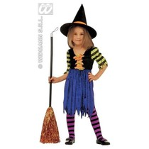Kleine Halloween Heks Selena