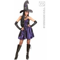 Sexy Heks kostuum Elene