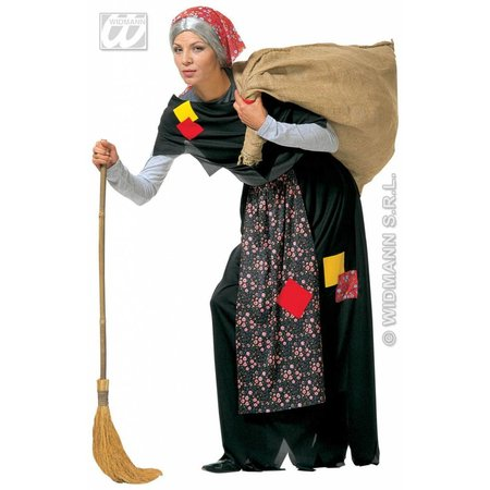Oude Heks kostuum