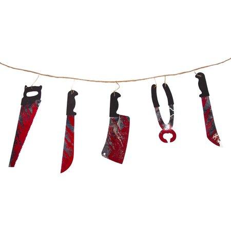 Slinger Bloederig gereedschap 180cm