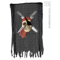 Banner Piratenschedel