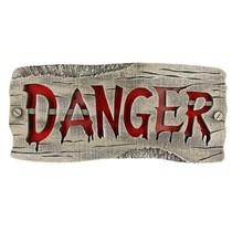 Hangend Bord Danger