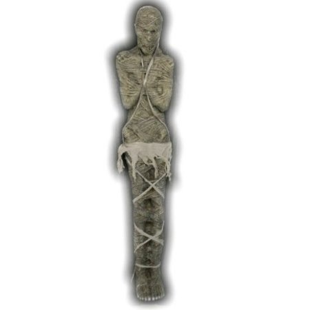 Mummie rubber levensgroot