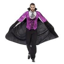 Gothic kostuum man paars