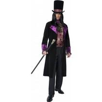Gothic Count Dracula kostuum