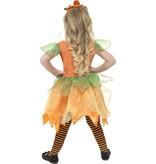 Pompoen Fee Halloween kostuum
