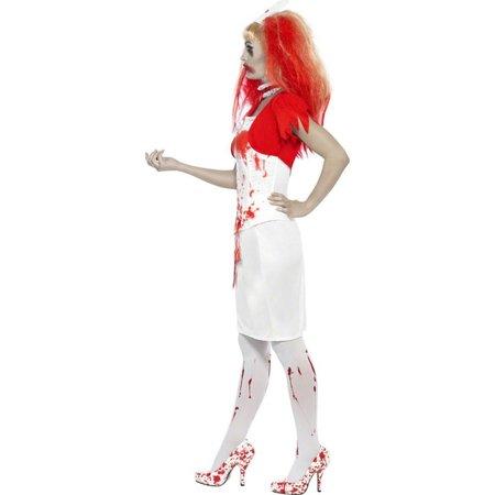 Bloederige verpleegster pakje