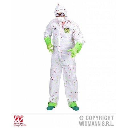 Halloween Dr. Toxic kostuum