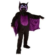 Vleermuis kostuum pluche giant