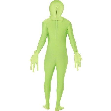 Second skin suit Alien