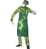 Labaratorium Horror kostuum man