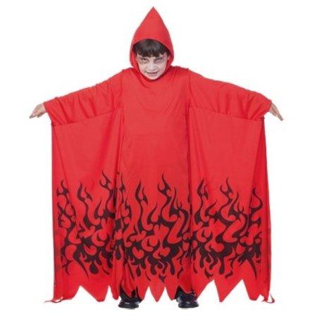 Cape inferno rood kind