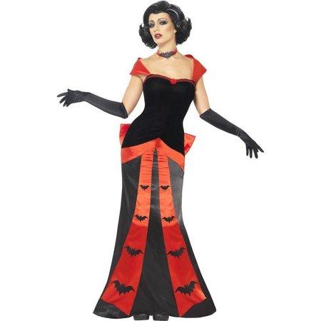 Glamour Vampier kostuum