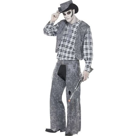 Ghost Horror Cowboy kostuum