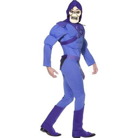 Skeletor jaren 80 kostuum