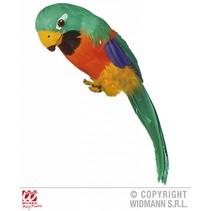 Decoratieve papegaai multi