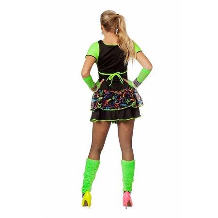 I love the 80's disco jurkje