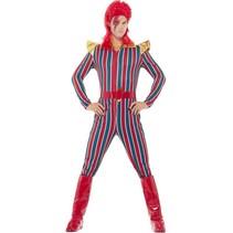 Superstar kostuum space