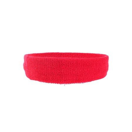 Foute hoofdband rood