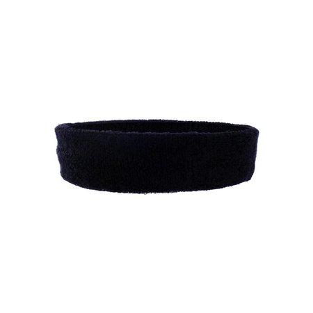 Foute hoofdband zwart