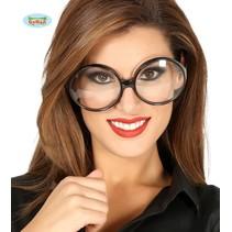 Bril secretaresse