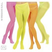 Panty neon kleur
