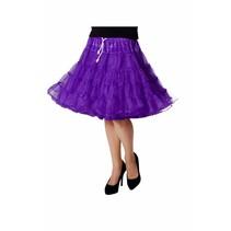 Petticoat Luxe paars