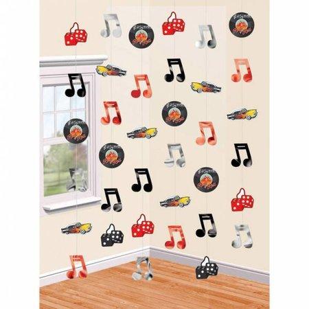Hangdecoratie Classic 50's