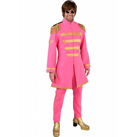 Sgt. Pepper Kostuum Pink