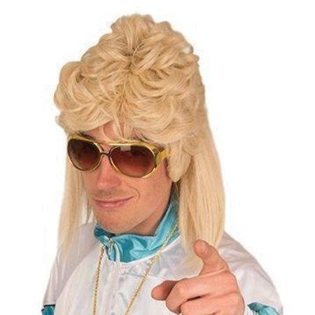 Pruik Matje Blond Richard