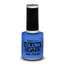 Glow in the dark nagellak UV neon Blauw