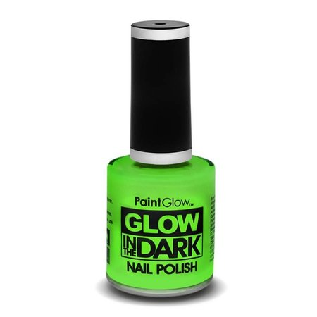 Glow in the dark nagellak UV neon Groen