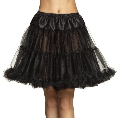 Petticoat Zwart Tokio