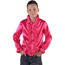 Disco Blouse Kind Pink