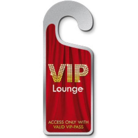 Deurhanger VIP Lounge