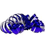 Serpentines Metallic Blauw